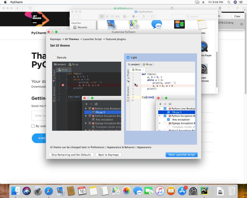 Setting Up PyCharm on Windows and MacOS - Kite Blog