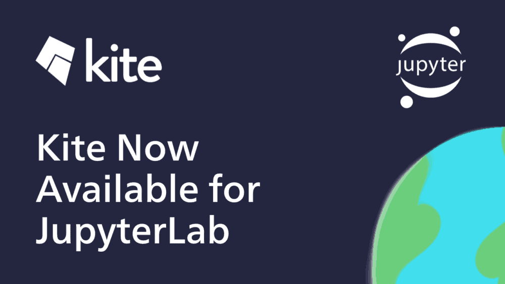 Kite Now Integrates with Jupyter